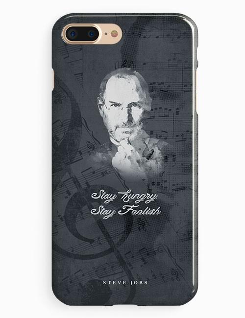 Stay hungry, Stay foolish | Steve Jobs