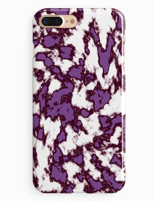 Purple Marble effect | رخام بنفسجي