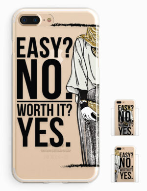 Easy? NO. Worth it? YES.