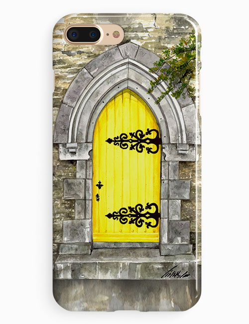 Yellow Door | باب أصفر