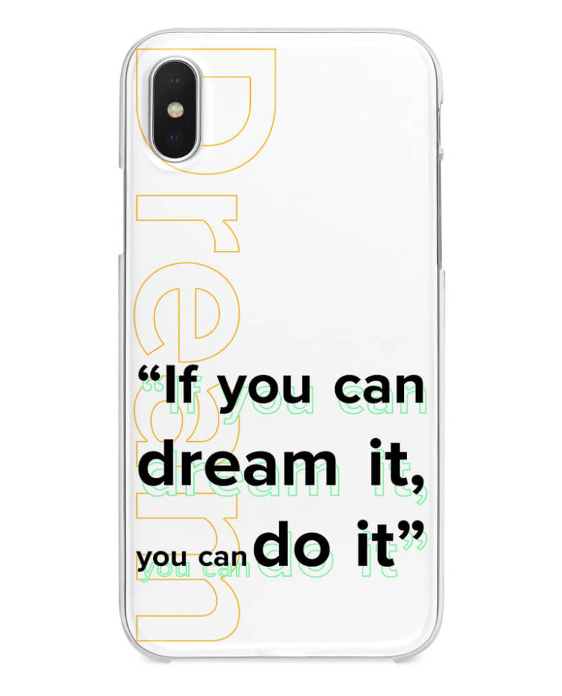 If you can dream it, you can do it - Walt Disney