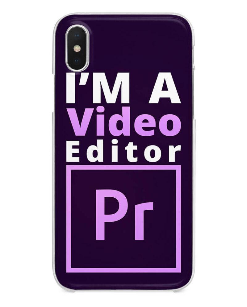 I'm A video Editor #Premiere